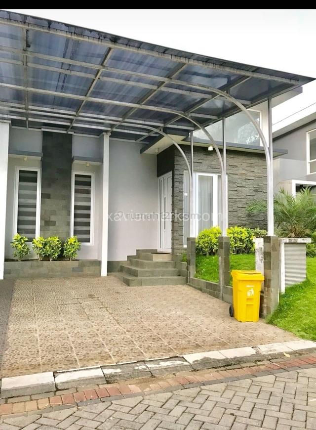 Rumah Ijen Nirwana Kota Malang Lokasi Aman dan Strategis, Klojen, Malang