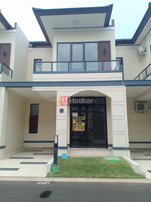 rumah 2 lantai siap huni kawasan strategis, Cikupa, Tangerang