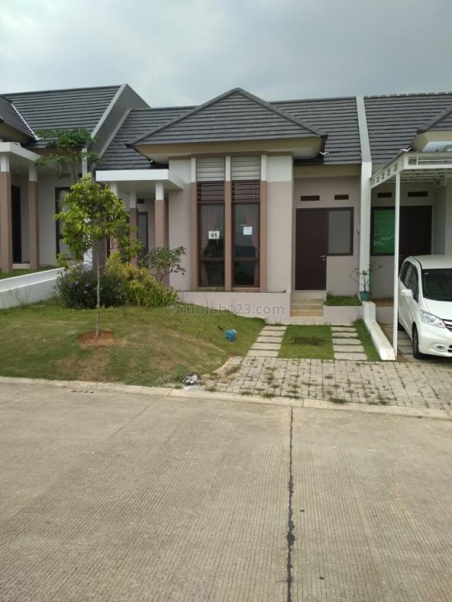 Rumah baru siap huni pemandangan masih alami, Sentul City, Bogor