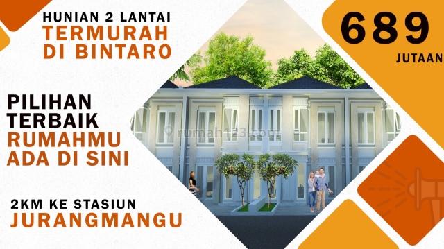 yuk survey sekarang juga Hunian premium modern termurah di GOLDEN PRIME BINTARO, Gading Serpong Cluster Bohemia, Tangerang