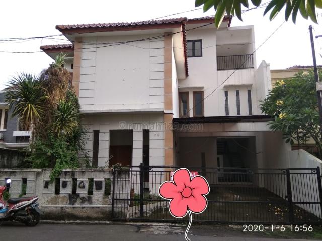 Jl.Zamrud,LT.350/LB.475,Kolam Renang,blkng Sekolah High Scope,, Cilandak, Jakarta Selatan