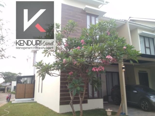 Rumah Murah Dalam Cluster Tanah Luas lokasi strategis dekat tol andara, Jagakarsa, Jakarta Selatan