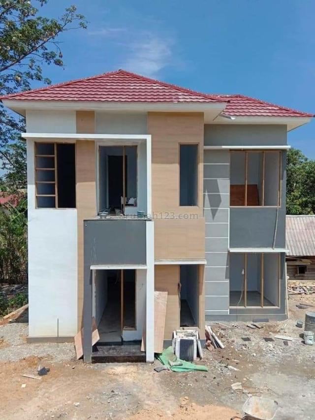 Rumah Eksklusif Kendari 2 Lantai CashBack 1 Unit Motor -Naswa Regency, Poasia, Kendari
