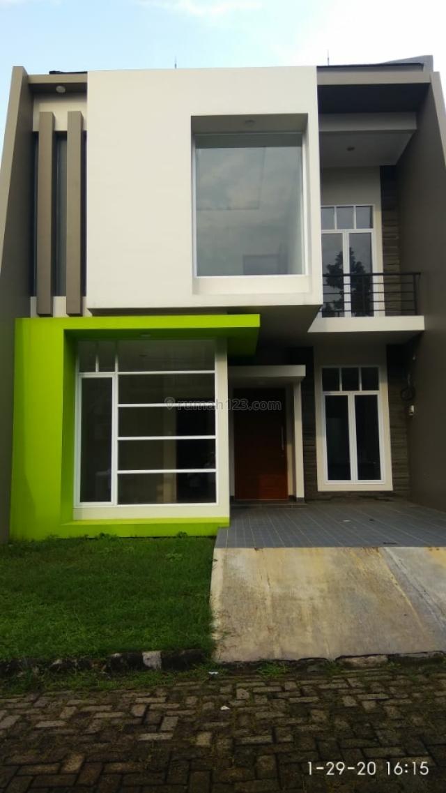 RUMAH BARU SIAP HUNI DEKAT EXIT TOL BOGOR (hpy), Tanah Baru, Bogor