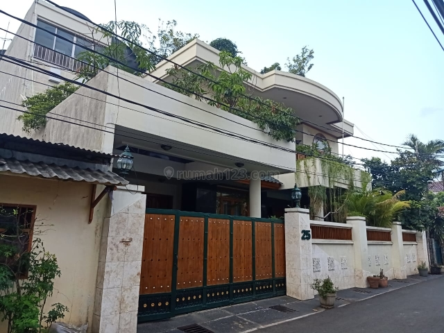 Rumah Elite Luxury Mansion 2Lt Di Rawa Belong Jakarta Barat, Rawa Belong, Jakarta Barat