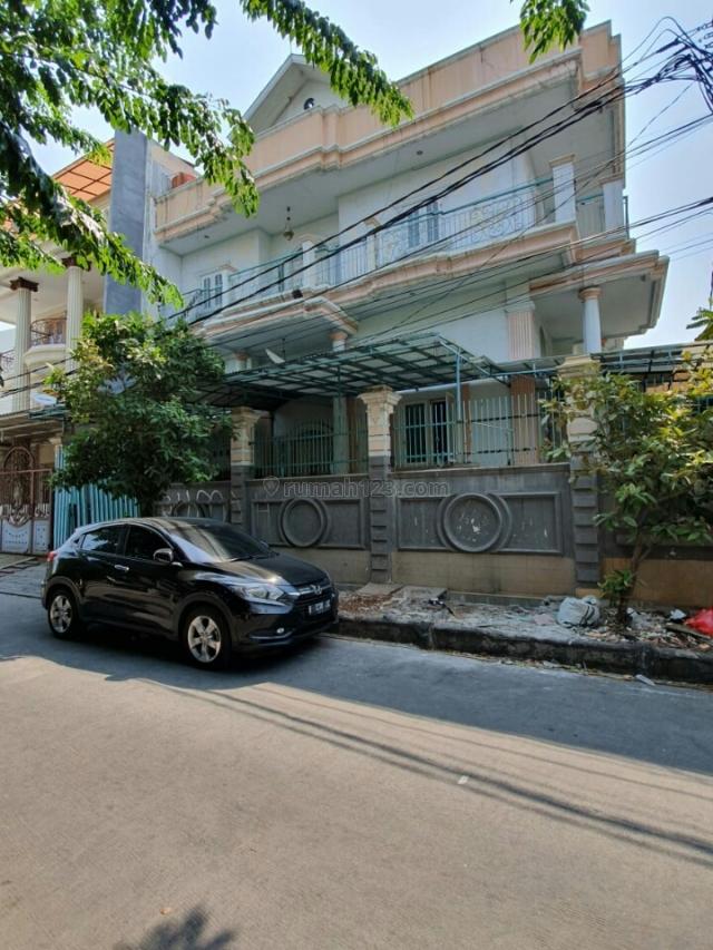 Rumah disunter 2lnt, LT 207 m2, SHM, jalan 2.5 mobil, BISA USAHA, @ 3 Milyard, Sunter, Jakarta Utara