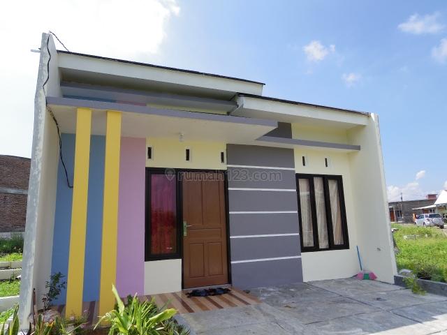Rumah dijual 1 lantai, 2 kamar hos6050650 | rumah123.com