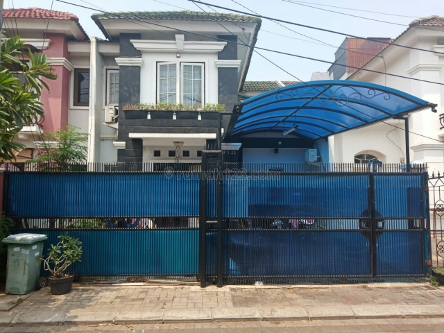 rumah citra, Citra Garden, Jakarta Barat