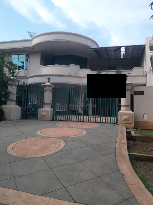 Rumah Di Komplek Pasir Putih Ancol Timur Pademangan Jakut, Ancol, Jakarta Utara