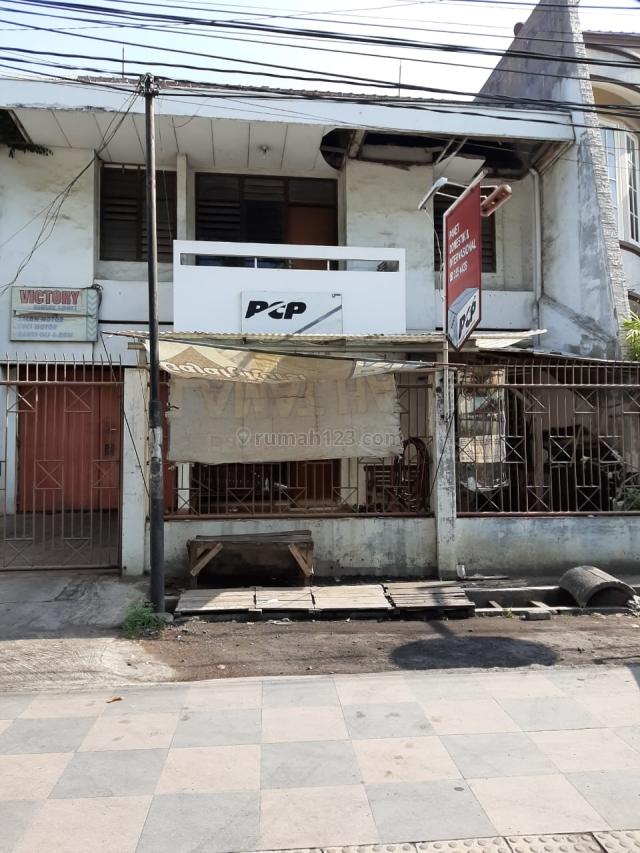 Rumah Di Jl. D.I Panjaitan, Semarang, Kampung Kali, Semarang