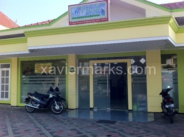 Rumah Jalan Candi Trowulan Kota Malang, Blimbing, Malang