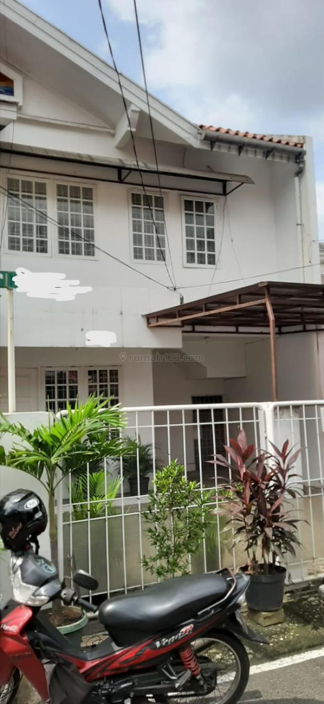 Rumah Bagus Siap Huni Di Panglima Polim Kebayoran Baru, Ada Taman Belakang, Kebayoran Baru, Jakarta Selatan