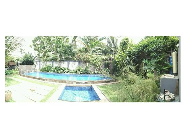Rumah Mewah 2 lantai tanah luas dg Swimming pool di Bintaro Jaya sektor 9(J:18,5 M), Bintaro, Tangerang