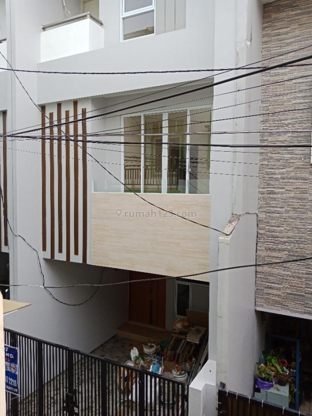 rumah baru bagus, Tanjung Duren, Jakarta Barat