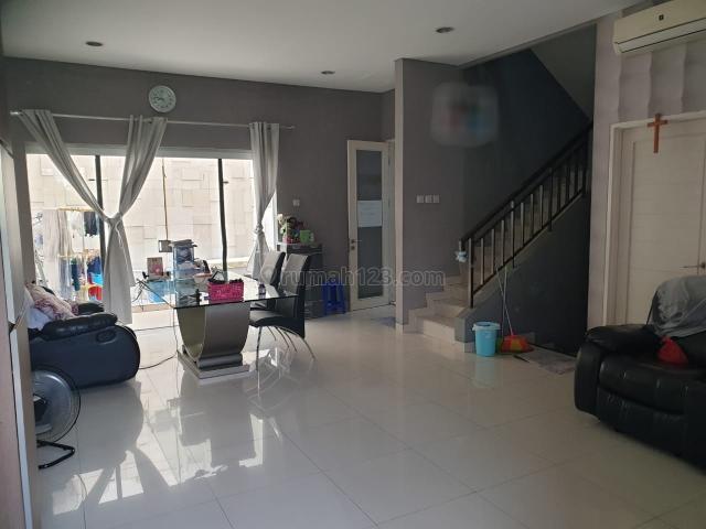 rumah nyaman di dlm cluster, Puri Mansion, Jakarta Barat