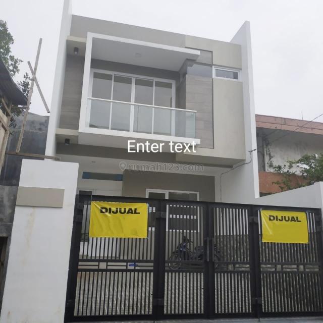 Rumah baru, di duri Kepa, Duri Kepa, Jakarta Barat