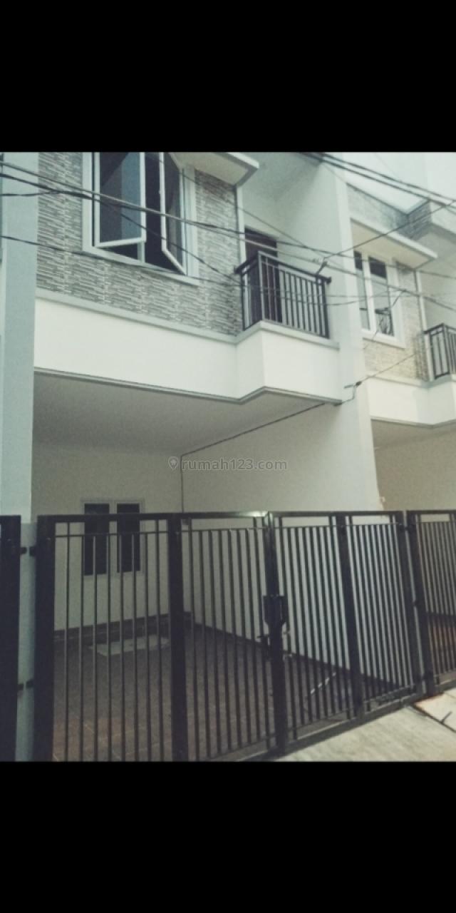 rumah baru minimalis, Tanjung Duren, Jakarta Barat