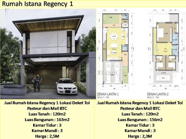 Rumah Baru On Progress di Sayap Pasteur Bandung, Pasteur, Bandung