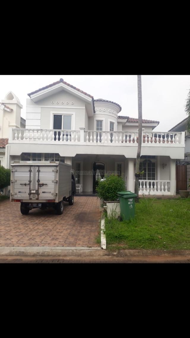 Rumah Mewah 2 lantai hayaa 250juta pertahun, Lippo Karawaci, Tangerang