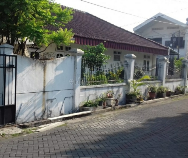 MURAH, Harga Hitung Tanah !!! Rumah Simpang Darmo Permai Selatan, Luas Besar, Lokasi Bagus, Darmo permai, Surabaya
