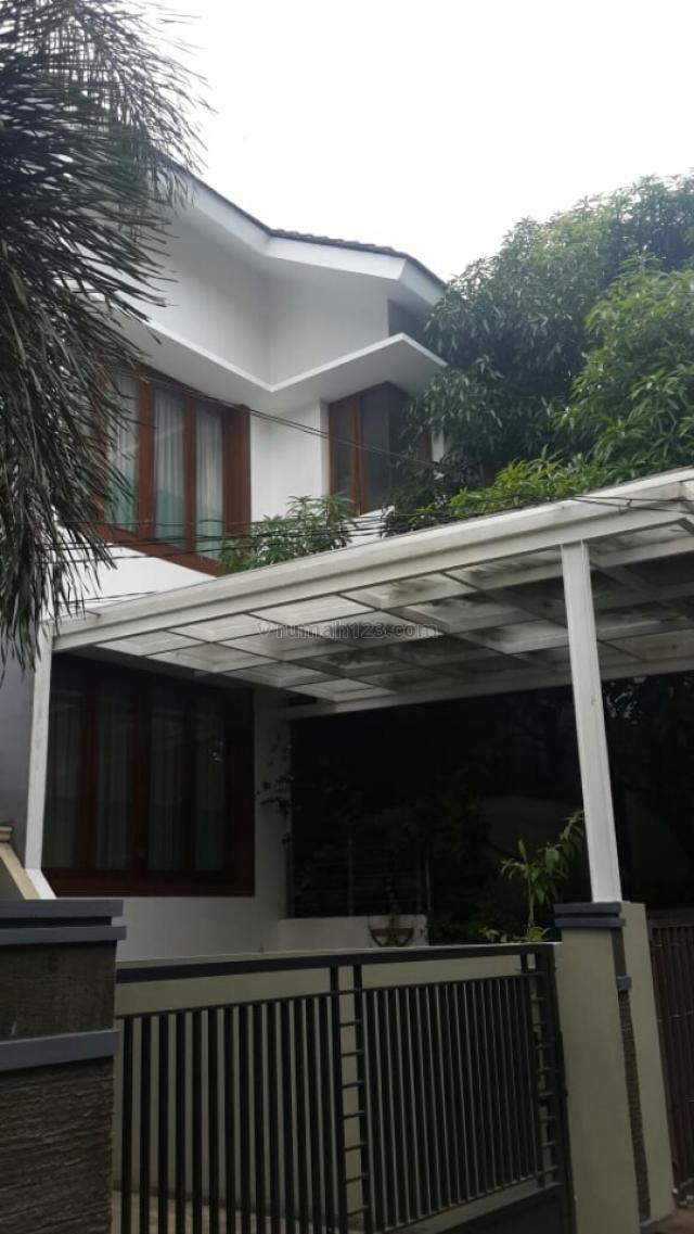 Rumah siap huni dekat Stasiun MRT Cipete, Cipete, Jakarta Selatan