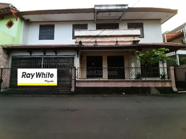 Rumah lama hitung tanah, Cilandak, Jakarta Selatan