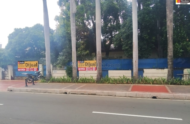 Rumah Tua Hitung Tanah Danau Sunter Selatan, Sunter, Jakarta Utara