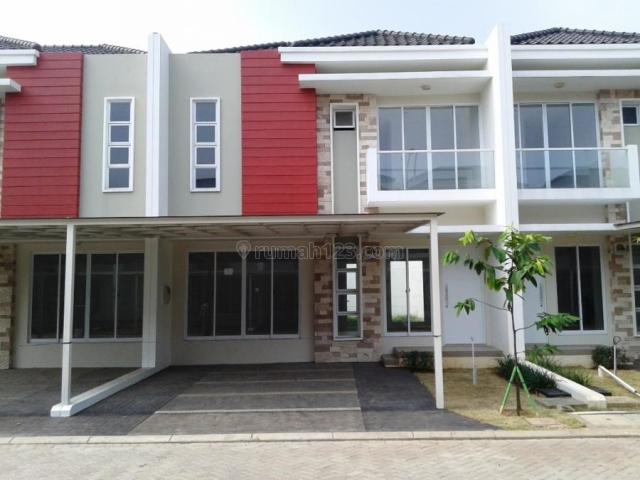 Rumah Murah Cluster Asia Siap Huni  di Green Lake City Jakarta Barat dekat dengan Duri Kosambi, dekat dengan stasiun kalideres, Green Lake City, Jakarta Barat