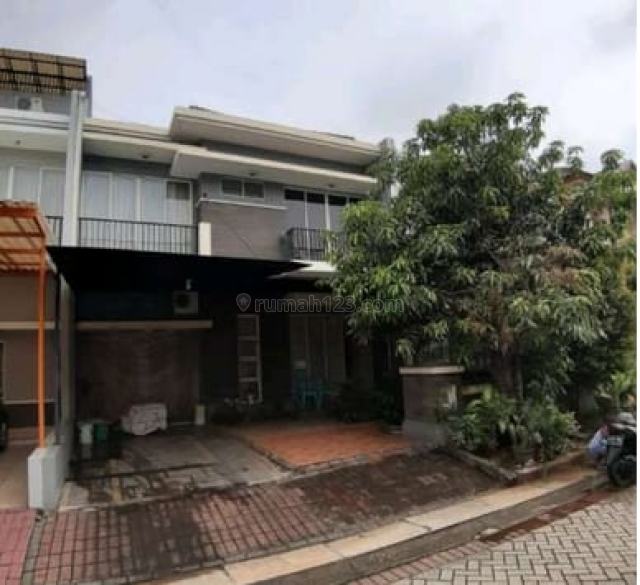 Rumah Green Mansion Siap Huni Lokasi ok Jalan Lebar Bebas Banjir, Green Mansion, Jakarta Barat