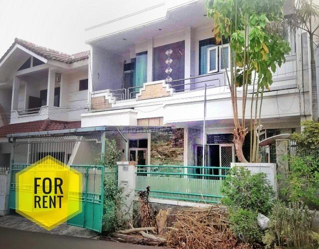Rumah Kedoya Baru, Kebon Jeruk, Jl. Panjang, Kedoya Baru, Jakarta Barat