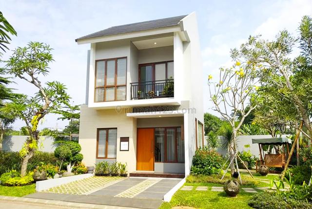 Chamonix Premier Jatiwarna Bekasi Rumah Elegan Subsidi BPHTB Plus Free AJB Dan BBN, Jatiwarna, Bekasi