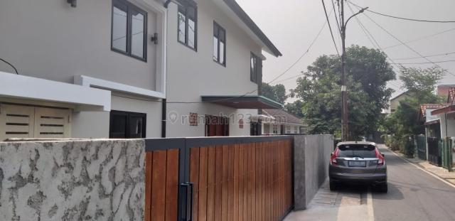 Rumah ready stock strategis di kebayoran lama, Kebayoran Lama, Jakarta Selatan
