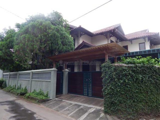 Rumah Bagus Di Cipete Jakarta Selatan MP6027JL, Cilandak, Jakarta Selatan