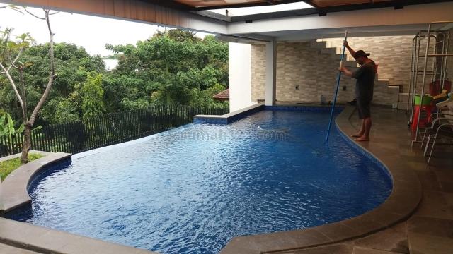Rumah Mewah Swimming Poll Siap Huni Terawat Di Lebak bulus Jakarta Selatan, Lebak Bulus, Jakarta Selatan