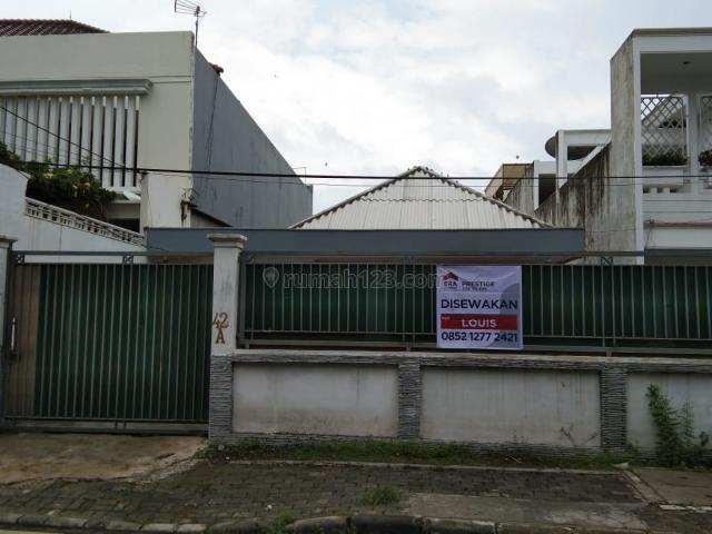 Rumah Lembang Menteng, Menteng, Jakarta Pusat