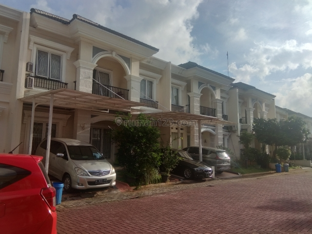 RuMah cantik siap huni, Gading Serpong Cluster IL Rosa, Tangerang