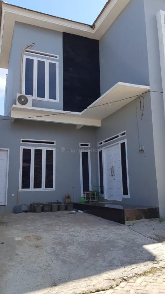 Rumah Modern Sisa 1 Unit Indent 2 Lantai di Baruga - Naswa Residence, Baruga, Kendari