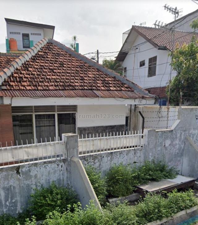 Rumah Tua Hitung Tanah, Bungur, Jakarta Pusat