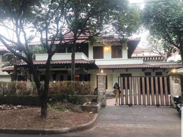 RUMAH PASIR PUTIH ANCOL LUAS 800 M2 LOKASI STRATEGIS 2 LANTAI KOMPLEK EKSKLUSIF DAN NYAMAN HARGA BAGUS JARANG ADA., Ancol, Jakarta Utara