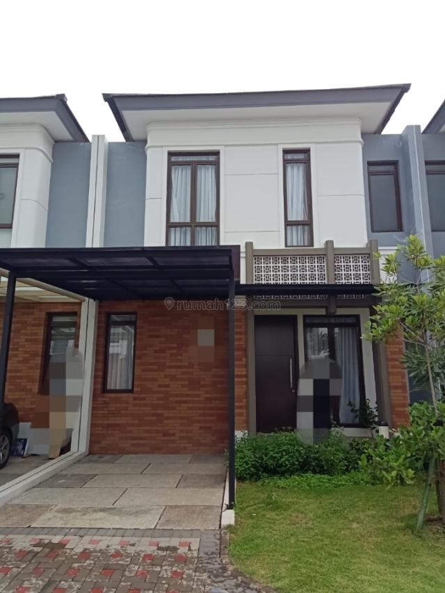 Rumah Hunian Mozia Park Bsd, BSD, Tangerang
