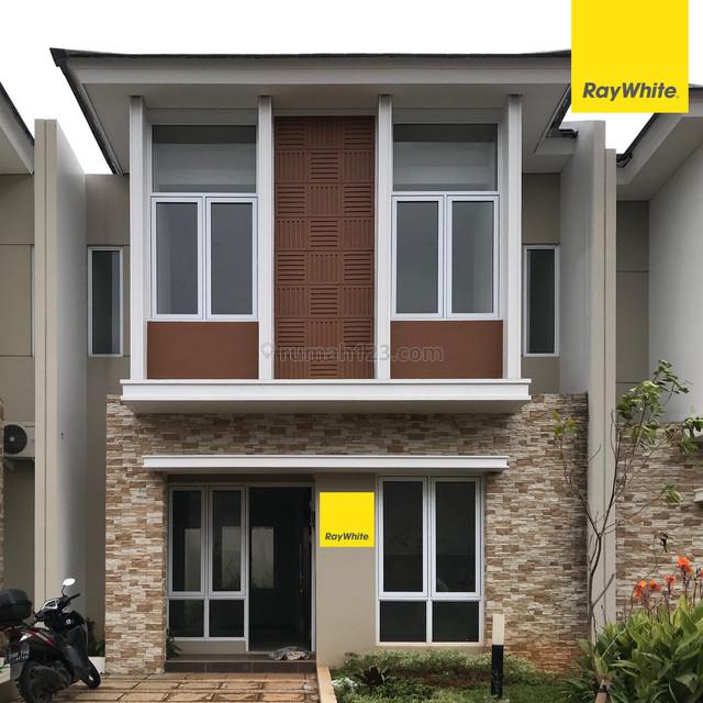 Rumah Disewakan Baru Serah Terima di Cluster West Covina, Kota Wisata, Cibubur, Kota Wisata, Jakarta Timur