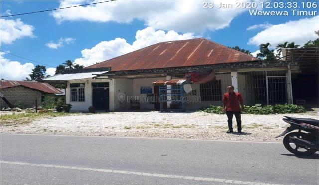 Rumah, SHM, Lokasi Jl. Elopada (Depan Kantor Pos Elopada), Wewewa Timur, Sumba Barat Daya