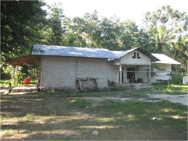 Rumah, SHM, Lokasi Jalan Kamaru Djawa, Kota Waingapu, Sumba Timur