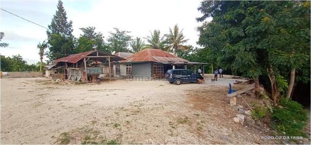 Rumah, SHM, Lokasi Jalan Tri Tunggal, Kota Waingapu, Sumba Timur