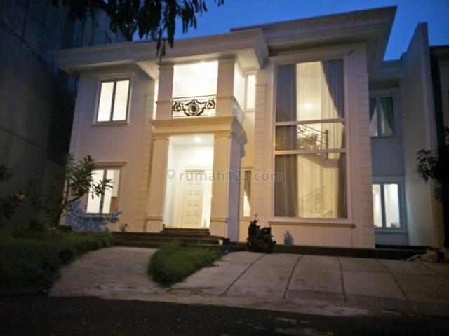 Rumah di Sutera Buana, Alam Sutera, Tangerang, Alam Sutera, Tangerang