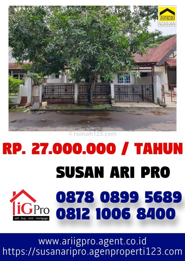 Rumah Sektor 7a Di Gading Serpong, Dekat Alam Sutera Dan BSD, Gading Serpong, Tangerang