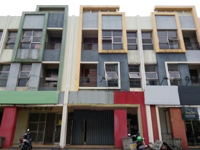 Rumah Kost Cantik Dan Termurah Di Ruko Newton Dekat UMN 3 Lantai HGB, Gading Serpong Cluster IL Rosa, Tangerang