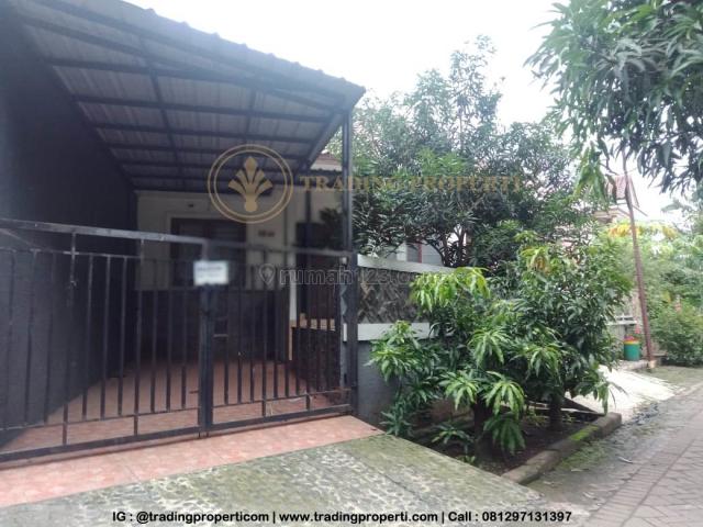 Rumah minimalis 3 kamar furnish villa melati mas serpong, bsd serpong, tangerang selatan, BSD Villa Melati Mas, Tangerang
