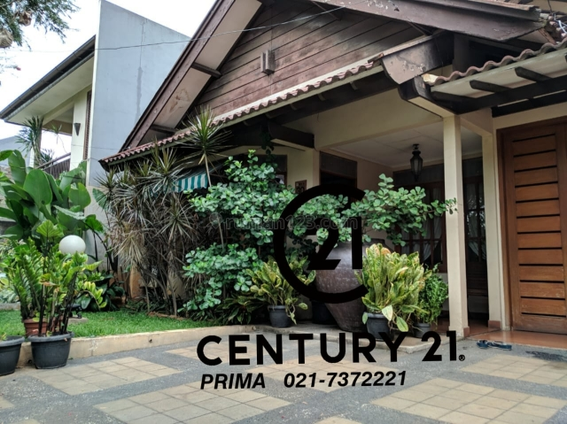 Rumah Strategis Siap huni Di Bintaro Sektor 2, Bintaro, Jakarta Selatan