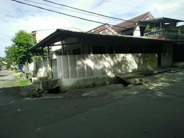 Rumah layak huni di Hoek Perum Graha Indah, Kedung Halang, Bogor